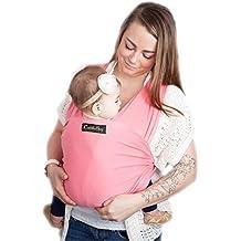 Porte bébé CuddleBug - Écharpe de portage grise pour bébé - Livraison  gratuite - Taille Unique 4089001dfec