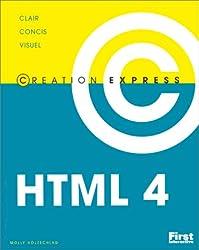 Création express. HTML 4