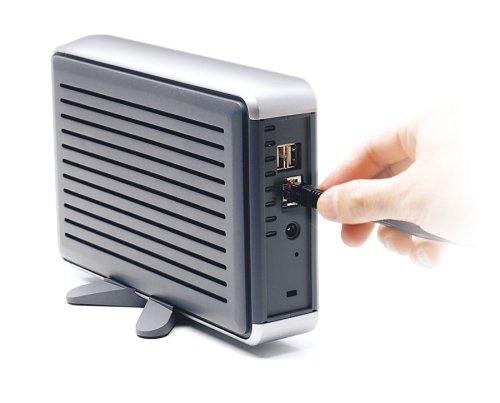 Western Digital NETCENTER 320 GB Festplatte extern USB 2.0