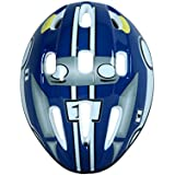 Kamachi Professional Cycling/Skating Adjustable Helmet MV9WHL (Colour: Navy/Blue/White)