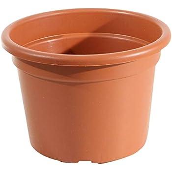 Vaso Di Coccio.Terra 1402726100 Ravenna Colori Vaso Di Coccio Fiore 50 Cm