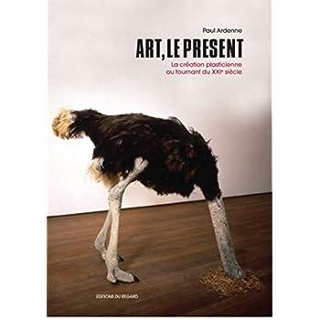 Art le présent