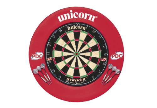 Preisvergleich Produktbild UNICORN Striker Board & Surround Heimdartszentrum