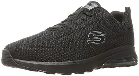 Skechers Skech Air Extreme Mens Training Shoes, Color- Black, Color- black, Shoe Size- 9.5 UK