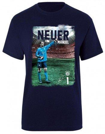 FC Bayern Spieler T-Shirt M. Neuer Größe XXL