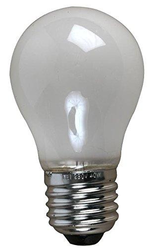 LG 6912jb2004l Kühlschrank Leuchtmittel rund 40W E27LG [Pack Größe: 2] (steht zertifiziert)