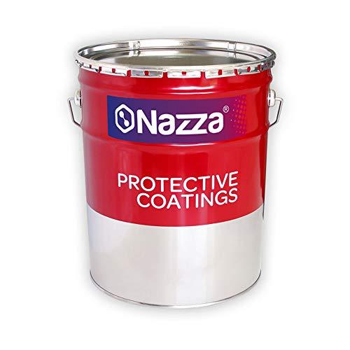 Pintura Antigraffiti Transparente al Disolvente | Protección Anti-Pintadas de elementos expuestos al exterior como Fachadas o Paredes | Acabado Brillante | Envase de 20 Litros