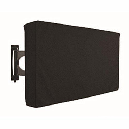 Labellevie TV Abdeckung Fernseher Abdeckung Displayschutz TV schutz für Außen und Innenanwendung für HDTV, LCD, LED und Plasma TV 46-48 Zoll
