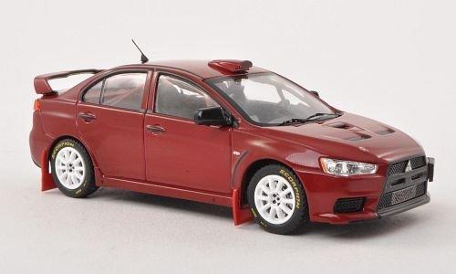 mitsubishi-lancer-evo-x-grn-wrc-rally-edition-rosso-metallizato-pianura-corpo-versione-2007-modellau