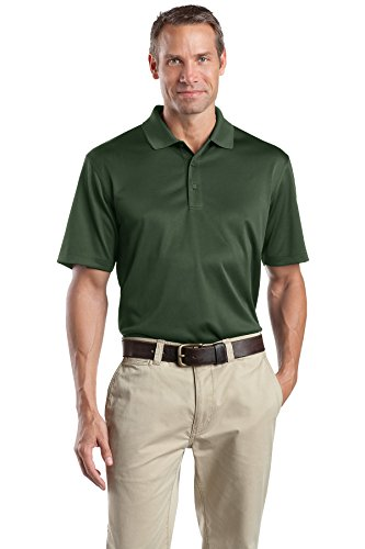 CornerStone® - Select Snag-Proof Polo. CS412 Dark Green S