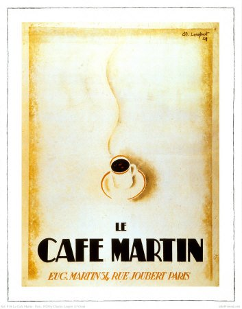 le-cafe-martin-art-poster-print-28x36-cm