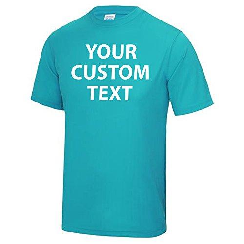 b679b38d Star and Stripes Custom Hawalian-Blue Personalised T Shirt, Custom T Shirt  Medium