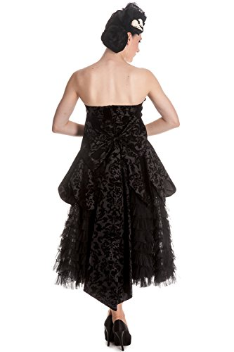 Robe robe lAVINTAGE clair bunny noir Noir - Noir