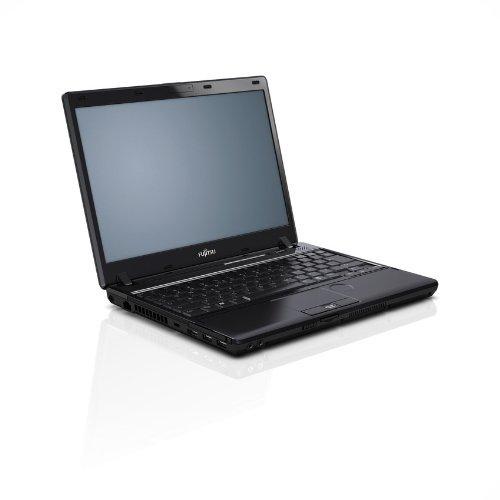 Fujitsu Lifebook P771 30,7 cm (12,1 Zoll) Notebook (Intel Core i7-2617M, 1,5GHz, 4GB RAM, 320GB HDD, Intel HD Graphics, WINDOWS 10) schwarz (Zertifiziert und Generalüberholt)