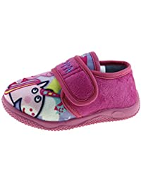 08e6af57fc4 Amazon.co.uk  9 - Slippers   Girls  Shoes  Shoes   Bags