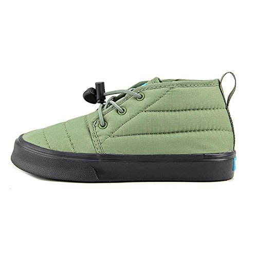 People Footwear The Cypress Synthétique Bottte Chukka Expedition Green-Really Black