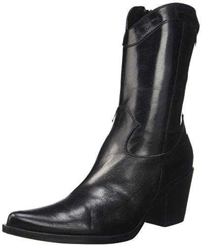 Donna Piu - 5832 Enea, Stivali Donna Nero (Nero (Tequila Nero))