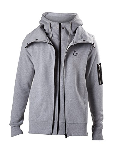 Preisvergleich Produktbild Assassins Creed Movie Assassin's Creed - Double Layered Hoodie With Crest Logo