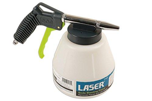 Laser 7137Soda Exploser Pistolet, Multicolore