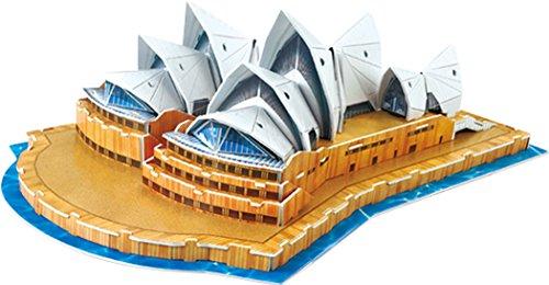Small Foot Company 9598 - 3D Puzzle - Sydney Opera House - Sydney Opera House