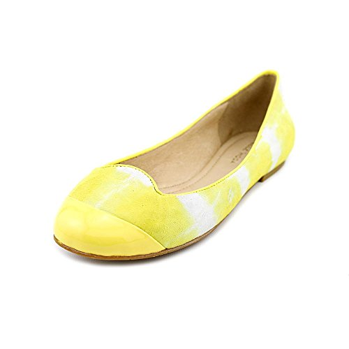 Pelle Moda Union Femmes Daim Chaussure Plate