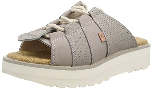 Kickers Damen Kick Lite Mule Sandalen Brown (Light Brown)