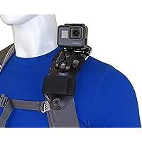 STUNTMAN Pack Mount - Soporte de cámaras de acción para correa de hombro