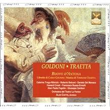 Goldoni - Traetta : Buovo D'Antona Opera Comique De Carlo Goldoni