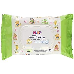 Feuchtes Kindertoilettenpapier (1×5