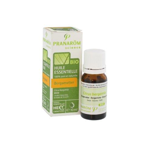 Bergamotte Cascara Pranarom-Ätherisches Öl Bio 10ml