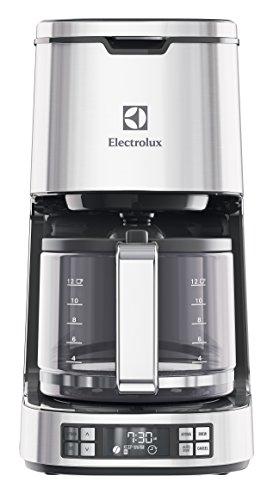 Electrolux EKF7800 Macchina da caffè Americano Programmabile, 1100 W, Acciaio Inossidabile, Argento