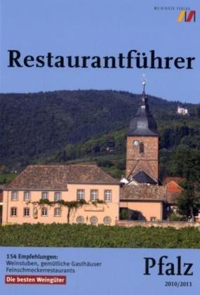 Preisvergleich Produktbild Restaurantführer Pfalz 2010/11