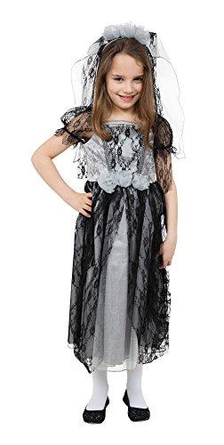 Dress Fancy Kostüm Fawkes Guy - Bristol Novelty CC638 Blutige Schulballkönigin Kostüm