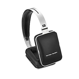 Harman/Kardon BT - Auriculares de diadema cerrados Bluetooth, negro (B00A3R3U2U) | Amazon price tracker / tracking, Amazon price history charts, Amazon price watches, Amazon price drop alerts