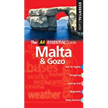 AA Essential Malta and Gozo (AA Essential Guide)