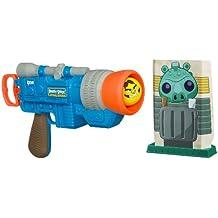 Hasbro Koosh - Pistola con diseño Han Solo de Star Wars para lanzar Angry Birds