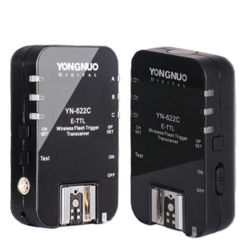 Wireless-flash-sender (Yongnuo YN-622 C Wireless TTL Flash Trigger 2 Sender)