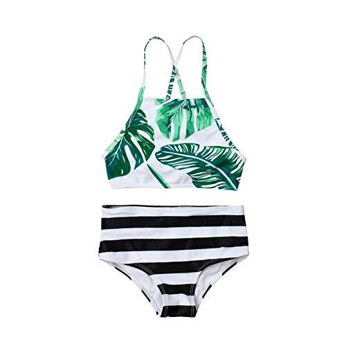 Glücklicher Käufer Familie Matching Swimwear Print Bikini Set Papa Junge Mama Mädchen Badeanzug Kleidung (4T, Junge) - 4t-jungen-kleidung