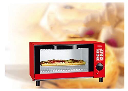 Pangu-zc forno elettrico tostapane forno multi-funzione finestra in vetro temperato -fornetti