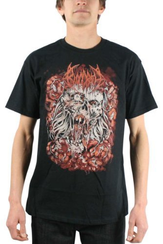 Bloodbath Wretched Human Warrior T-Shirt