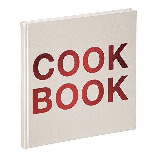Pagna 30937-02 Cook Book 245 x 245 mm, weiß 180S