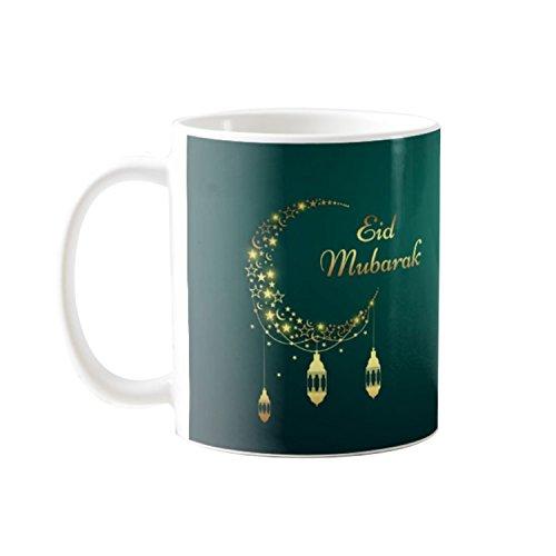 eid gifts, eid mubarak printed coffee/tea/milk mug, printed mug gift for eid,...