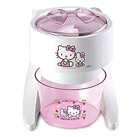 Hallo Kitty Electric Rasierte Eismaschine Elektrische Eismaschine 220V 60H / 40W
