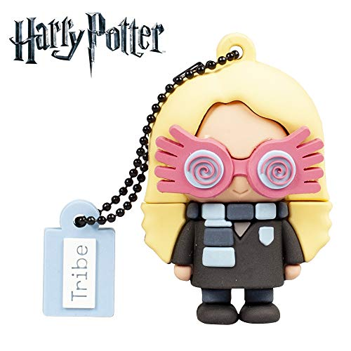 USB Stick 32 GB Luna Lovegood - Speicherstick Memory Stick 2.0 Original Harry Potter, Tribe FD037705 Luna Usb