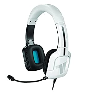 Tritton Kama Stereo Headset, weiß – [PlayStation 4, PS VIta]