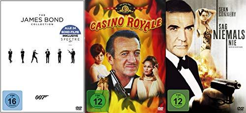 Collection - 26 Filme incl. Casino Royale DVD Edition ()