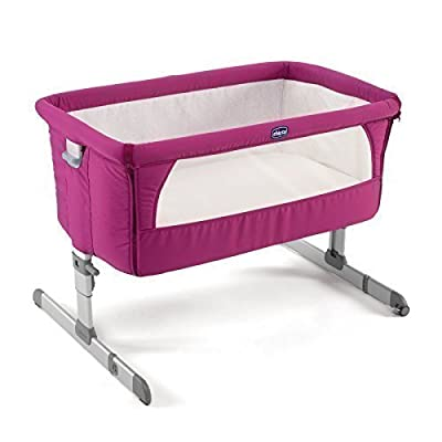 Chicco - Cuna Next 2 Me - Color Rosa