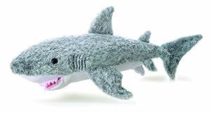 Aurora- Tiburón de Peluche, colección Mini Flopsie, 21 cm (0060013275)