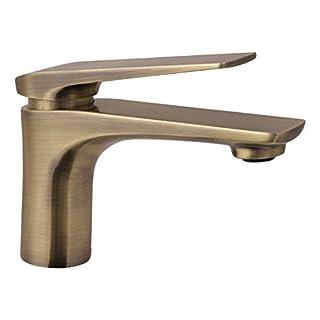 Aquasu 770040Orva Basin Tap Bronze