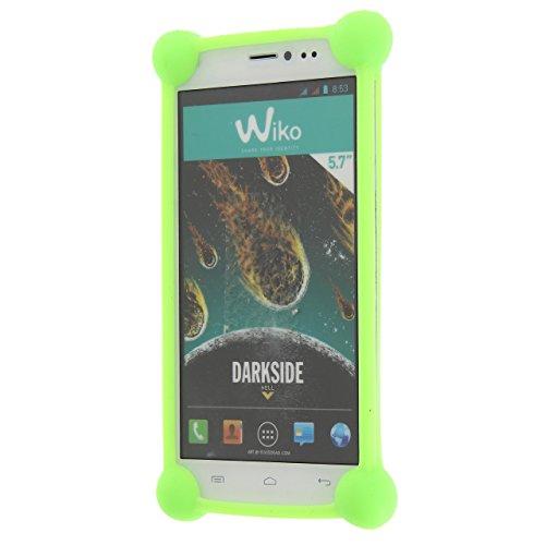 haier-phone-l55-coque-bumper-antichoc-en-silicone-vert-de-qualite-by-ph26r
